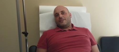 Uranio impoverito: Lorenzo Motta e la sua battaglia contro la malattia