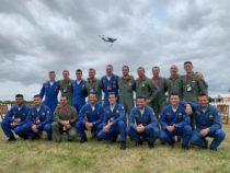 L' Aeronautica Militare al Royal International Air Tattoo 2019