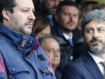 Decreto Sicurezza Bis: Per Salvini il Presidente della Camera Roberto Fico danneggia le Forze dell'Ordine