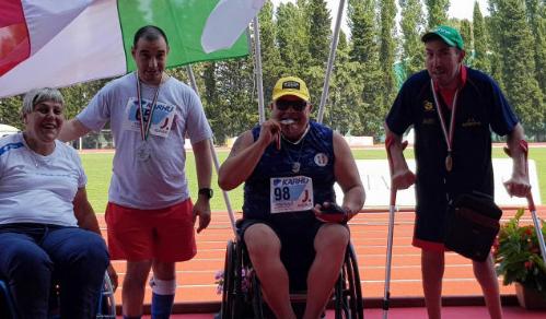 Sport: Trionfo degli atleti del GSPD a Jesolo e Busto Arsizio