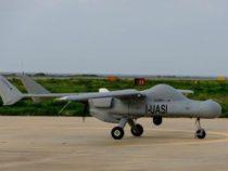Drone Falco Evo di Frontex contro i trafficanti