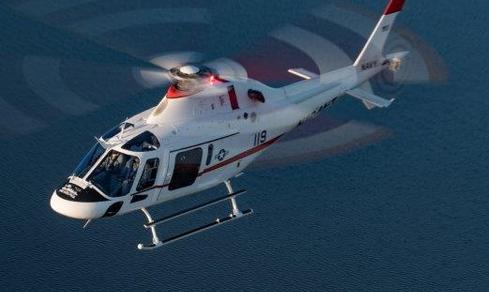 Elicottero Leonardo TH-119: Ottenuta la certificazione americana
