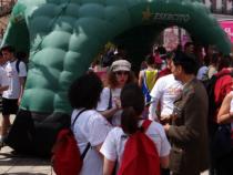 Bari: Esercito a favore della prevenzione e del benessere fisico