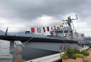 Marina militare: Consegnata l'Unità Navale UNPAV Angelo Cabrini