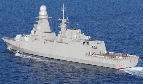 """Marina Militare: Nave Marceglia partita per partecipare all'esercitazione """"At Sea Demonstration / Formidable Shield-21"""""""