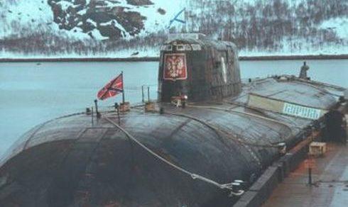 Russia: Esplosione in una base di sottomarini durante un test