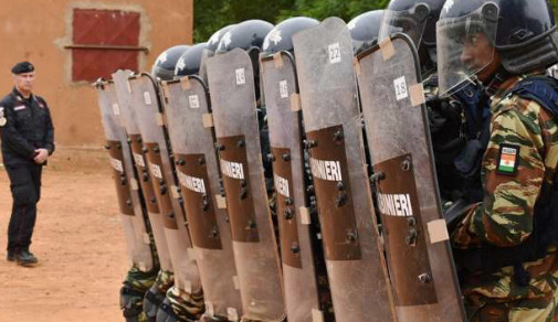 Carabinieri missione in Niger: Addestramento alla Gendarmeria e Guardia Nazionale