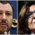 """Salvini contro Trenta: """"Indebolisce lotta a immigrazione"""""""