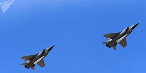 Russia: Volo nella stratosfera per il MiG-31BM