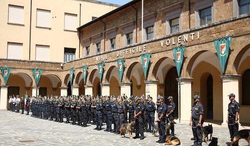 """Orvieto: Guardia di Finanza Antiterrorismo, arrivano i """"baschi rosa"""""""