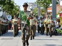 Lignano: In migliaia alla celebrazione dei 70 anni della Brigata Julia