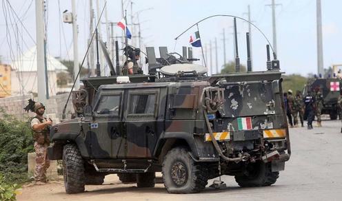 Somalia: Attaccato un convoglio italiano, nessun ferito