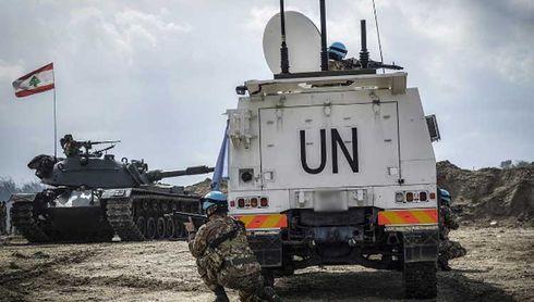 UNIFIL Libano: Addestramento congiunto per caschi blu e forze libanesi