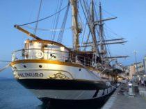 Marina Militare: Nave Palinuro saluta Venezia