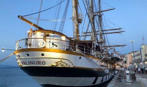 """Marina Militare: Nave scuola """"Palinuro"""" impegnata nella campagna d'istruzione 2021"""