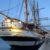 Trapani: La Nave Scuola Palinuro in sosta nel porto siciliano