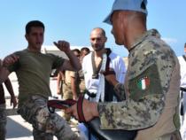 Contingente Italiano Libano: Progetto sport per la pace e la solidarietà