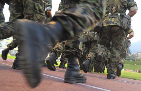Riscatto servizio militare: Considerato anche il mese di addestramento prima del giuramento