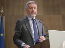 Difesa: Il ministro Guerini in viaggio verso il Pentagono