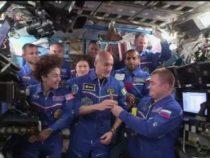 Missioni Spazio: Luca Parmitano primo italiano al comando della ISS