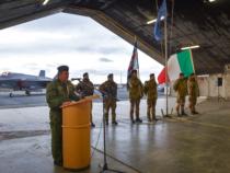 """Islanda: Conclusa la missione NATO di Air Policing """"Northern Lightning"""""""