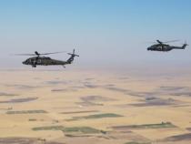 Iraq: Missione di cooperazione tra reparti di elicotteri
