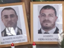"Cronaca: Matteo e Pierluigi, due ""stelle"" a proteggerci"