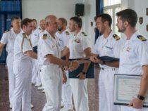 Marina Militare: Abilitati nove tenenti di vascello al comando navale