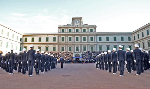 Marina Militare: Cerimonia di inaugurazione dell'anno accademico 2019/2020