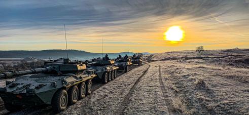 Romania: Conclusa l'esercitazione Internazionale Scorpion Legacy 2019