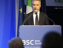 Estero: Lorenzo Guerini alla Berlin Security Conference