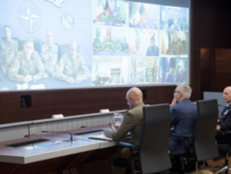 Difesa: Guerini in videoconferenza con i militari italiani impegnati nelle missioni internazionali