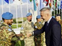 Difesa: Prima visita del Ministro Lorenzo Guerini in Libano