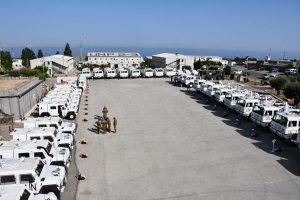 Libano: Base di Shama, la Brigata Aosta ha avviato un importante progetto ecologico