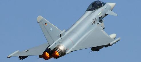 Iraq: Importante traguardo raggiunto dagli Eurofighter dell'Aeronautica Militare italiana