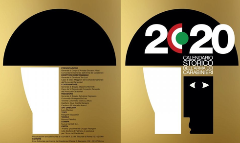 Arma dei Carabinieri: Presentato il Calendario 2020