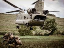 "Svolta l'annuale esercitazione ""Mangusta 19"": In azione 800 paracadutisti"