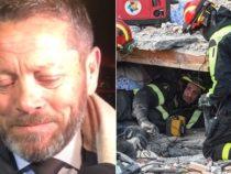 Terremoto Albania: Il console albanese ringrazia i nostri Vigili del Fuoco