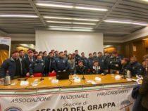 Bassano del Grappa (VI): Due giorni di incontri con il Ten. Col. Gianfranco Paglia
