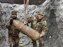 Trento: 130 bombe disinnescate in un anno dai Guastatori Alpini Brigata Julia