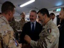 Missioni estero: Guerini, nessun taglio semmai rafforzamento nel Sahel