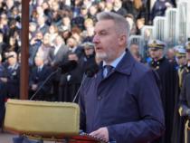 Accademia Navale di Livorno : Giuramento degli allievi ufficiali
