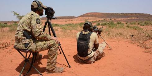 Missione Niger: Concluso il corso per tiratori scelti