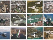 """Solidarietà: Il calendario dell'Aeronautica per il progetto """"Un dono dal cielo"""""""