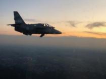Aeronautica Militare: Per la prima volta ai comandi di un velivolo T-345 A