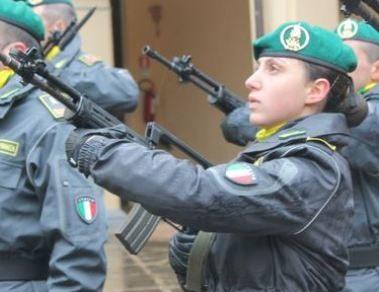 Guardia di Finanza: Primo basco verde donna delle Fiamme Gialle