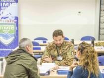 Terminati i corsi NATO CIMIC Field & Staff Worker