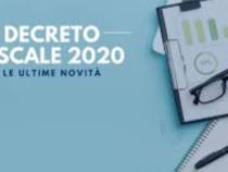 Decreto Fiscale 2020: Le novità nel testo della legge di conversione