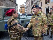Il Gen. Farina ha incontrato i soldati impegnati nell'Operazione Strade Sicure in varie città