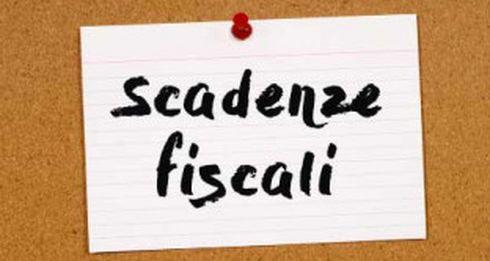Fisco e tasse: Nuovo calendario di scadenze fiscali nel 2020
